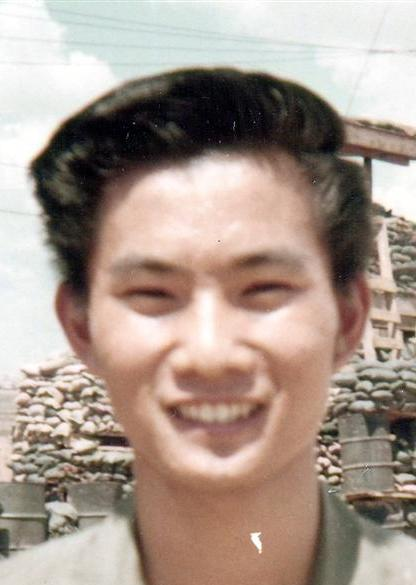 Wilfred Lam - Honolulu, HI - 402nd TC - January 1969 - November 1969
