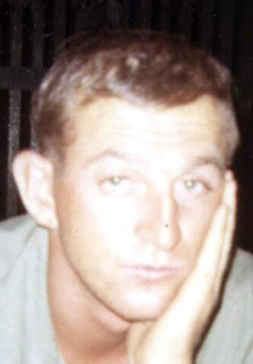 Wiley Allred - East Prairie, MO. 402nd TC - July 1968 - July 1969
