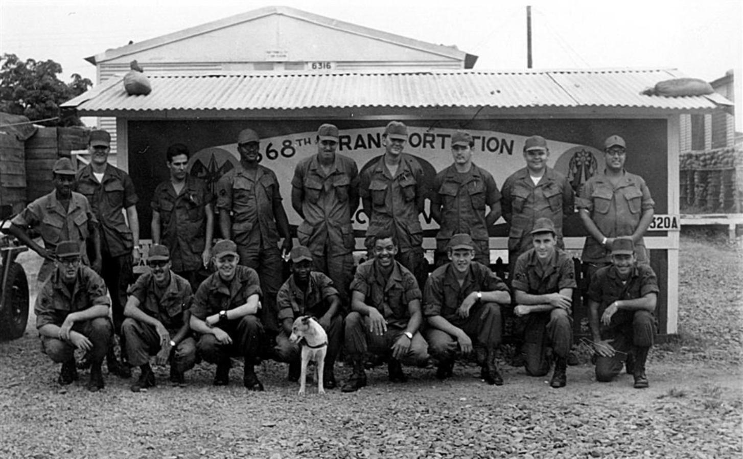368th TC Group Photo - 1970