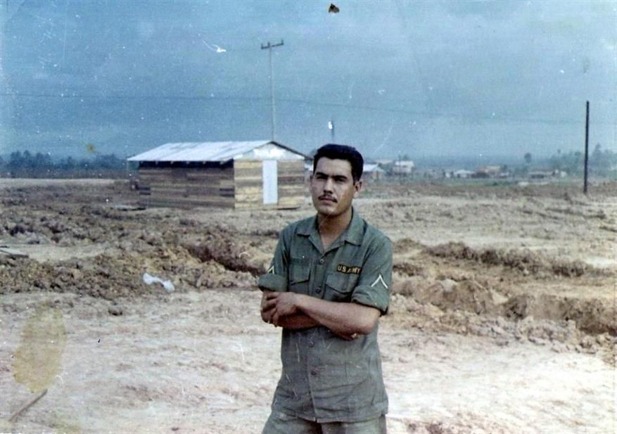 My First Month At Camp Camelot, Long Binh - April 1967