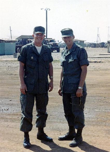 Cpt Mike Haas & LT Unknown