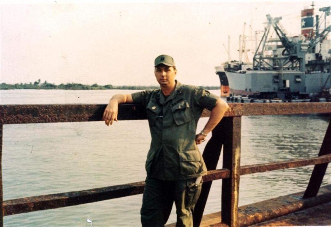 Cpt David Smoot At Newport Terminal