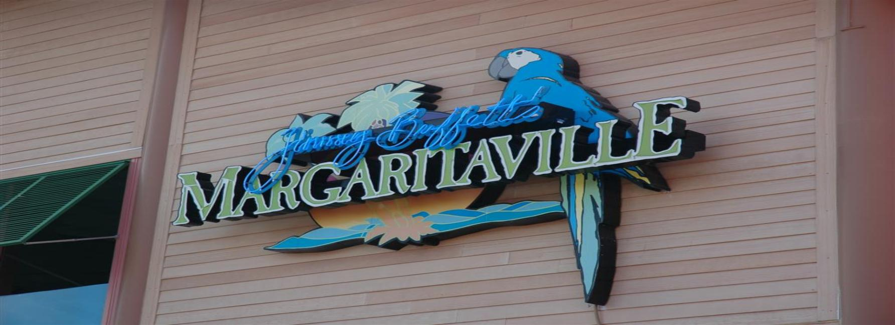 Jimmy Buffett's Margaritaville At Broadway At The Beach - Photo courtesy of Bob & Bernie Grier.