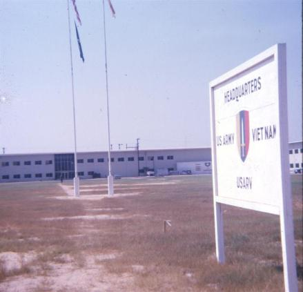 USARV Headquarters