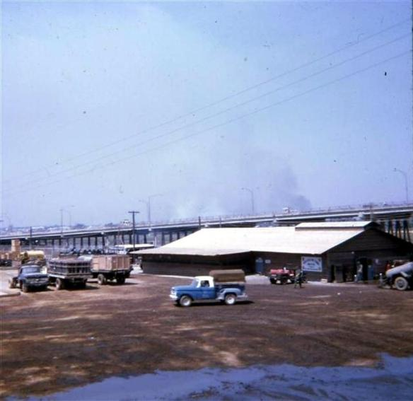 Newport Mess Hall - March 1968 - Old Mess Hall