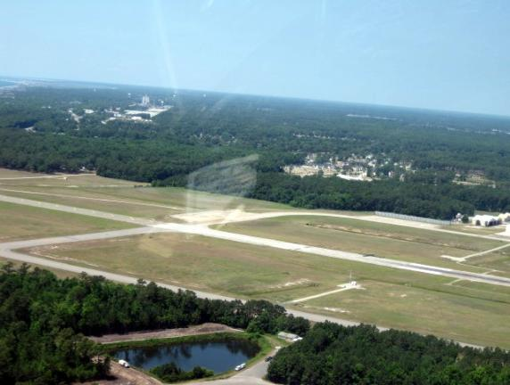 Myrtle Beach International Airport Area - Photo courtesy of Rich Morawa.