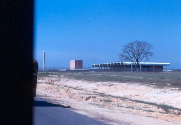 Water Purification Facility In Thu Duc On 1-A - February 1968
