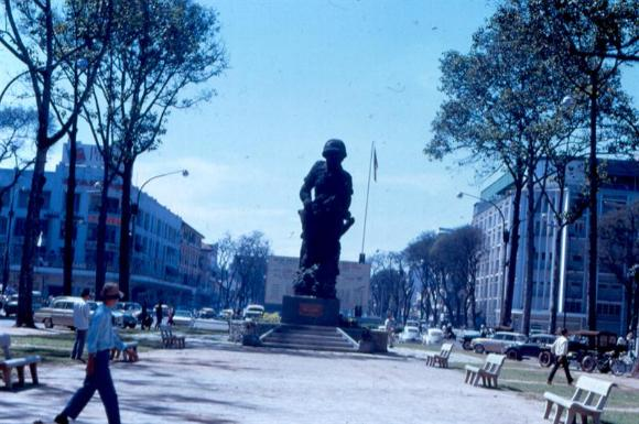 Military Statue