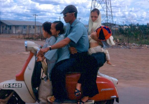A Couple Of Family Outings - Doesn't Look Too Safe