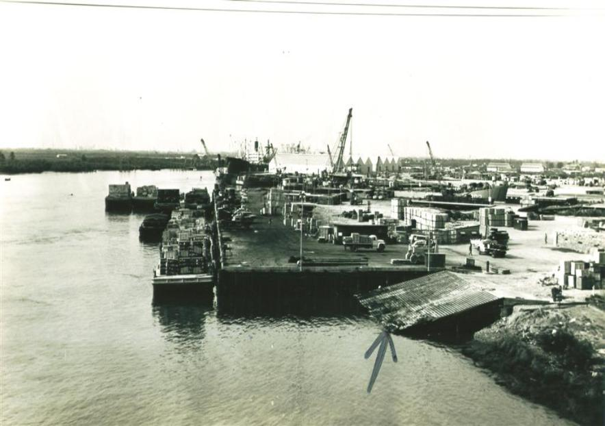 LSU (Landing Ship Utility) Site At Newport