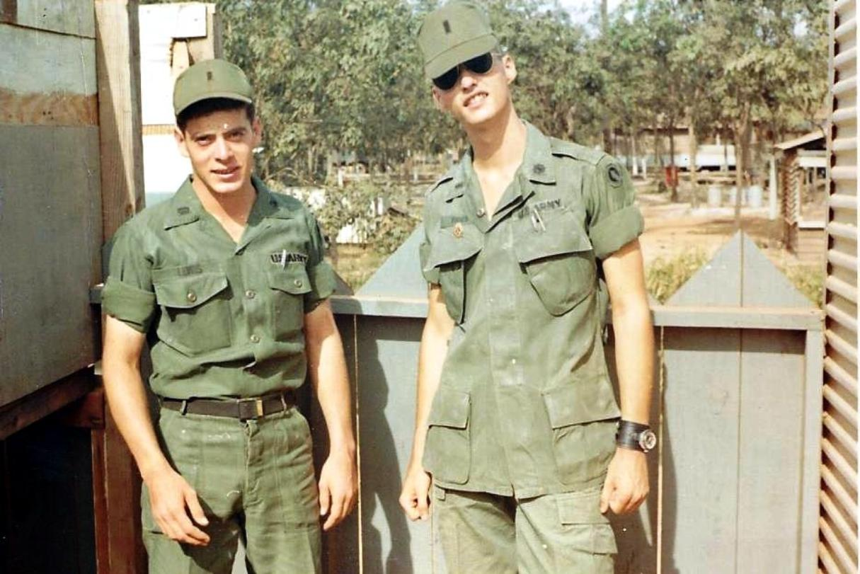 LT Lewis And LT Fries - When I was With 368th TC