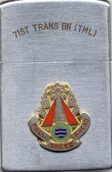 71st Transportation Battalion Lighter