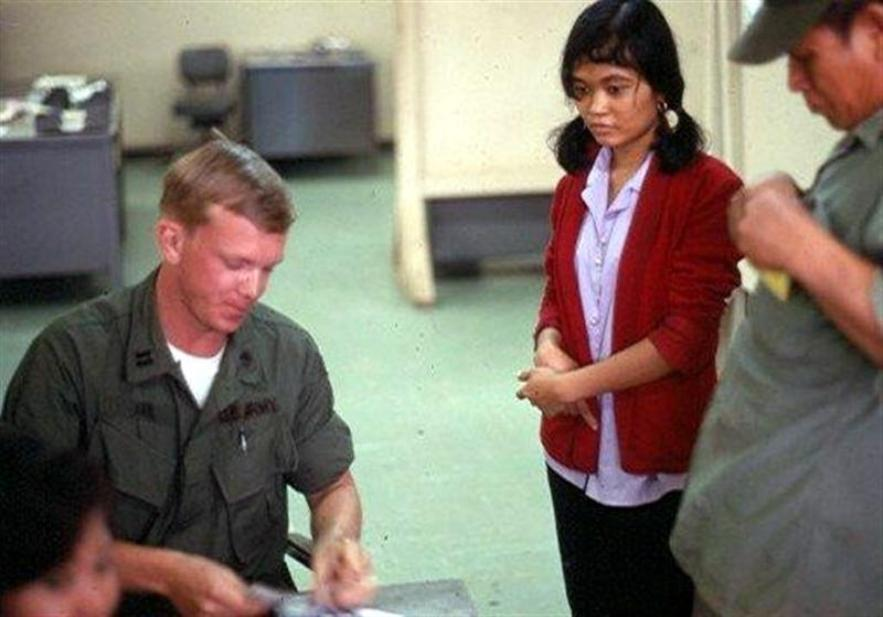 Paying The Vietnamese - One of my Jobs As Adjutant