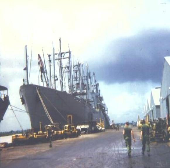 Photo Courtesy Of ATAV Website - Newport Terminal  Vietnam