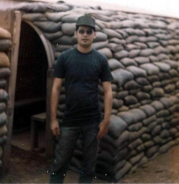 Couple More Of Me At The 154th Company Area
