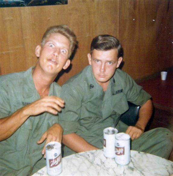 Randy On Right - Anyone know the other guy's name?