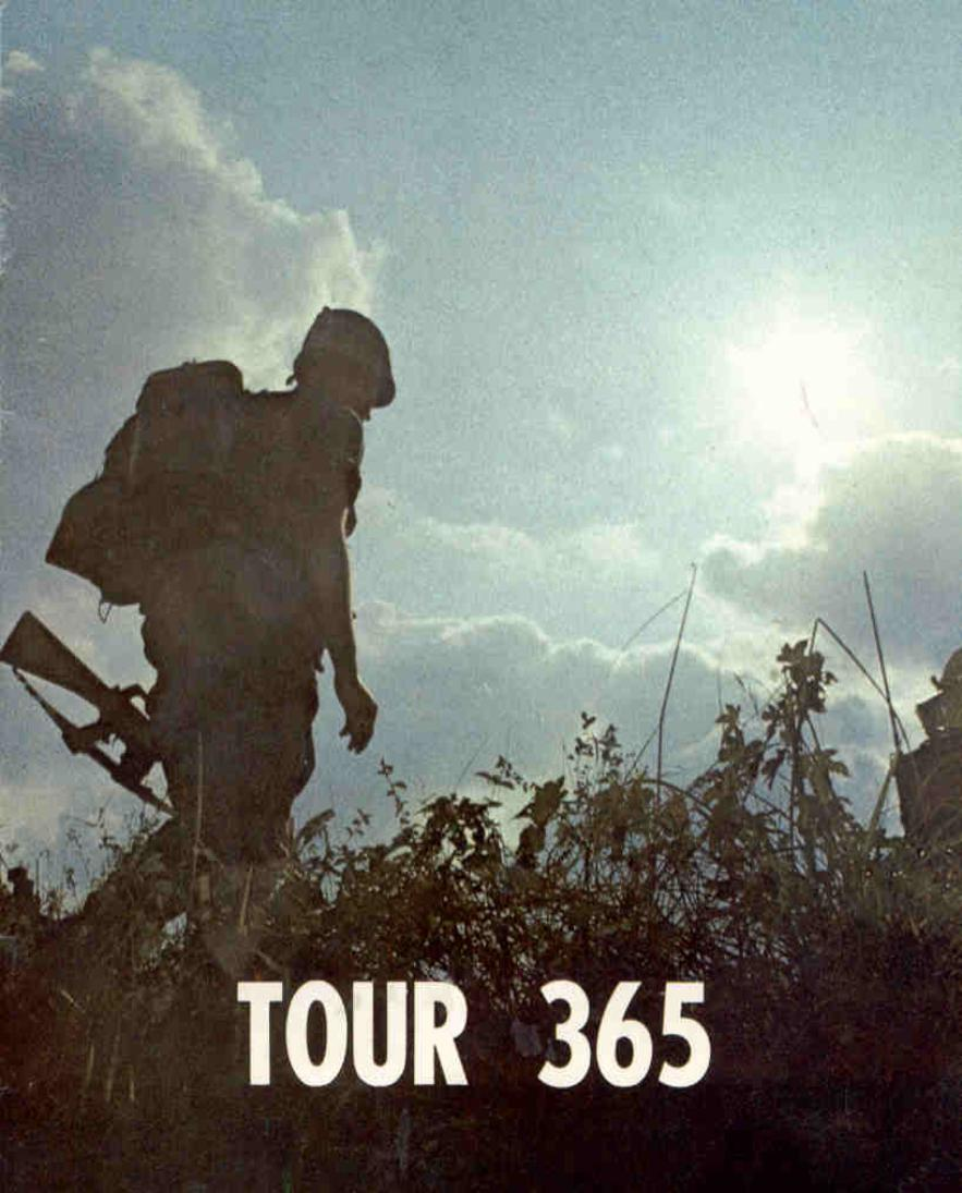 Front And Rear Covers Of The Tour 365 Book From David McNaught