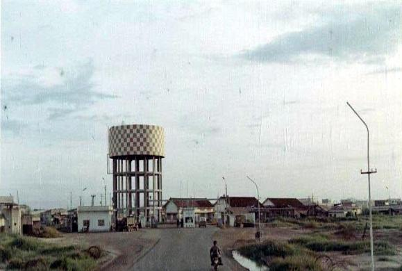 Town Center Water Tower