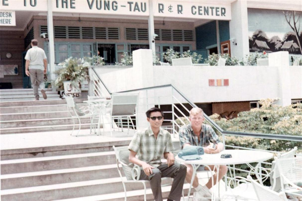 Wilfred & Unknown - R&R Center Vung Tau
