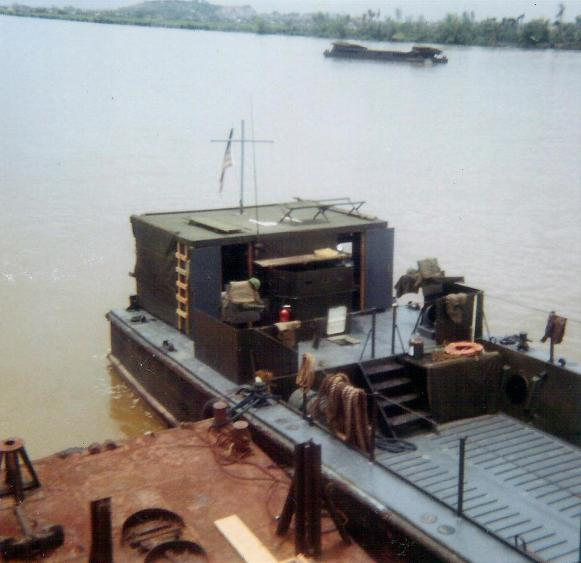 More At Binh Hoa Barge Site