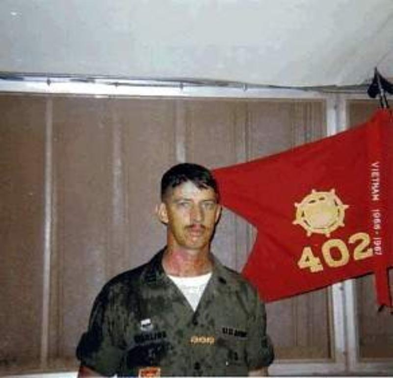 Mike Starling - 402nd Company Commander - July 1969 - Feb 1970